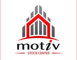 #156 para Design a Logo for Motiv Stock Center por Meer27