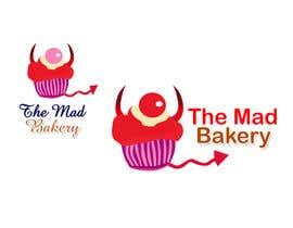 #18 untuk Design a Logo for The Mad Bakery oleh iftawan