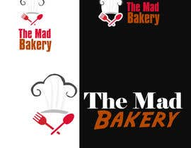 #19 para Design a Logo for The Mad Bakery por iftawan