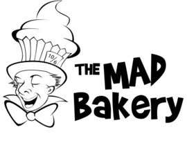 #15 untuk Design a Logo for The Mad Bakery oleh sptilton