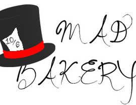#10 untuk Design a Logo for The Mad Bakery oleh thecajuncavalier