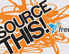 "#74 untuk Logo Design for Want a sticker designed for Freelancer.com ""Outsource this!"" oleh WinchesterLyon"