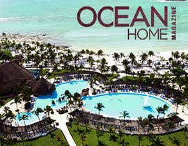 #66 for Design a Banner for Ocean Home Magazine online. www.oceanhomemag.com af taraskhlian