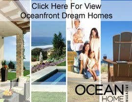 #57 for Design a Banner for Ocean Home Magazine online. www.oceanhomemag.com by pureprofession