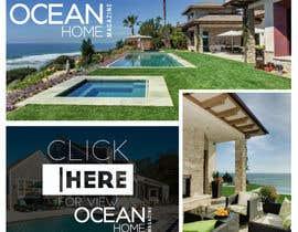 #21 for Design a Banner for Ocean Home Magazine online. www.oceanhomemag.com af elmadoo