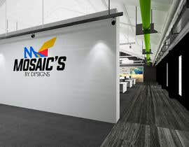 #7 untuk Design a Logo for a Mosaic Company oleh dezsign