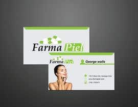 #37 for Diseñar un logotipo y tarjetas de presentacion para FarmaPiel af BitDE5IGN