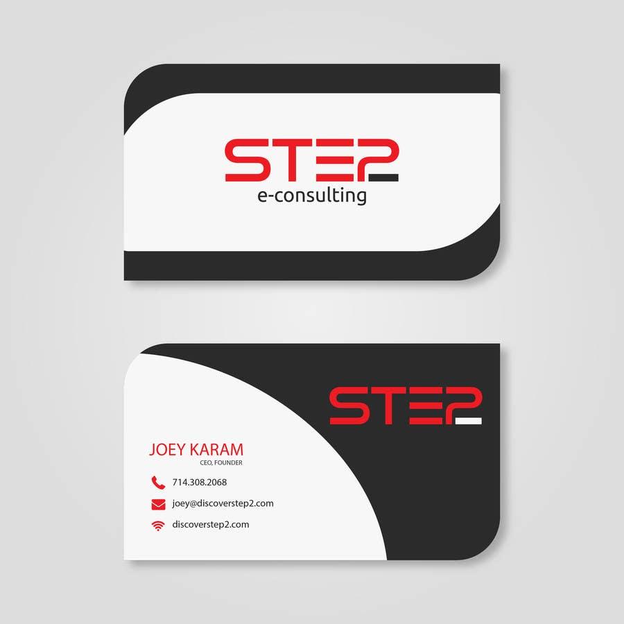Penyertaan Peraduan #160 untuk Business Card Design SEXY