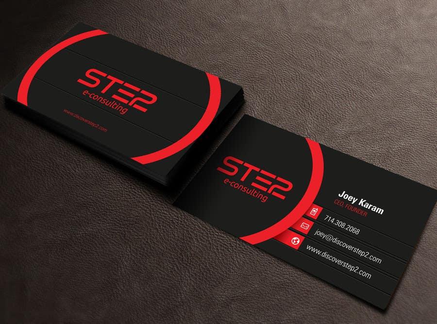 Penyertaan Peraduan #120 untuk Business Card Design SEXY