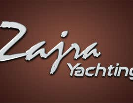 "#89 for Design Name / Letters of the company ""zajra"" af paulsantanu"