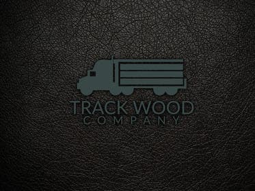 #62 cho Design a Logo for Track-Wood Company bởi shanzaedesigns