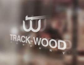 #68 for Design a Logo for Track-Wood Company by aftabuddin0305