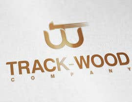 #70 for Design a Logo for Track-Wood Company by aftabuddin0305