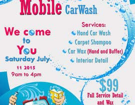 #11 for Omar Auto Detail Flyer by KamranmAhmed