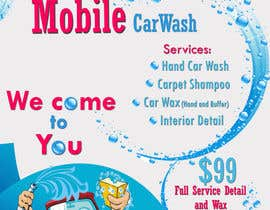 #12 for Omar Auto Detail Flyer by KamranmAhmed