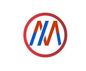 Nro 385 kilpailuun Design a Logo for NM käyttäjältä zameerkharal