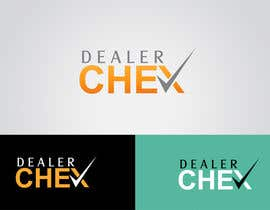 #8 for Design a Logo for Dealer Chex af AhmedAmoun