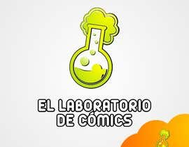 #3 for Comic books publishing company logo af Hayesnch