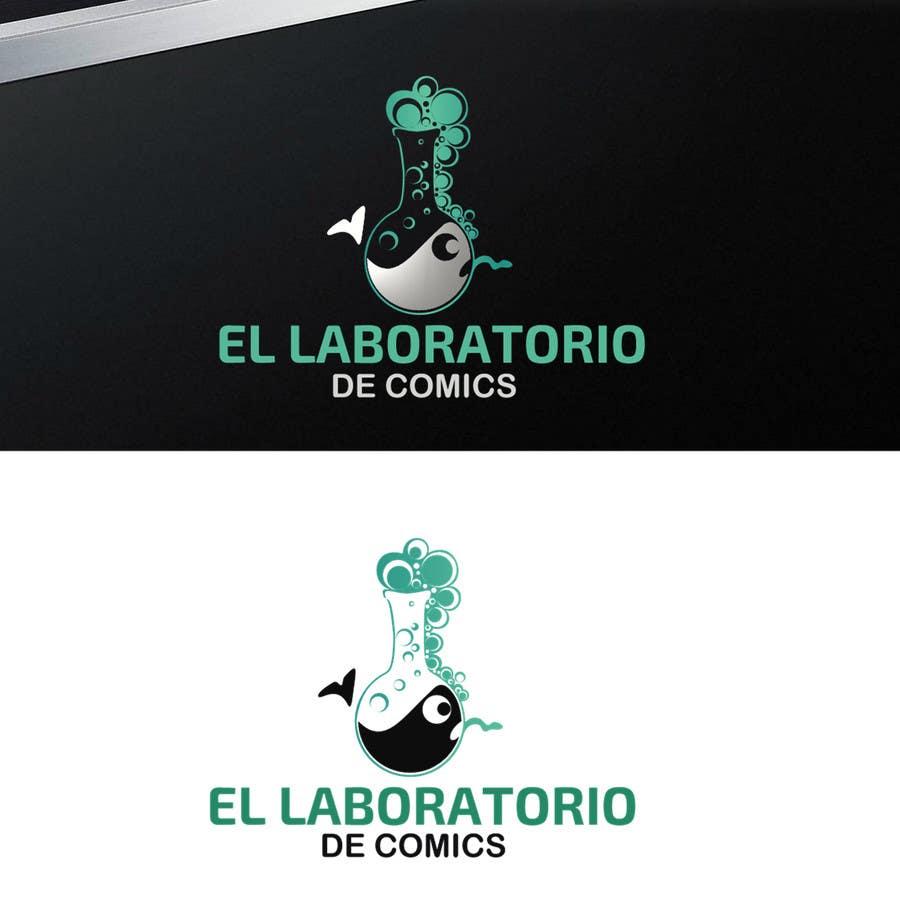 Bài tham dự cuộc thi #5 cho Comic books publishing company logo