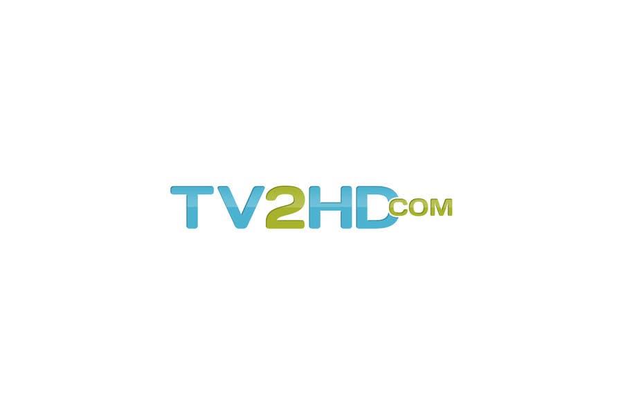 Bài tham dự cuộc thi #                                        1                                      cho                                         Design a Logo for my tv2hd.com