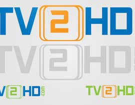 #20 for Design a Logo for my tv2hd.com by taufiqimam