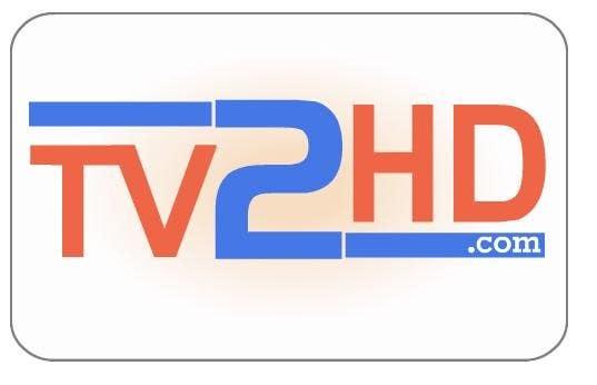 Bài tham dự cuộc thi #                                        14                                      cho                                         Design a Logo for my tv2hd.com