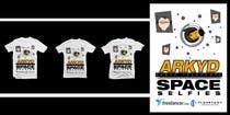 Graphic Design Inscrição do Concurso Nº1621 para Earthlings: ARKYD Space Telescope Needs Your T-Shirt Design!