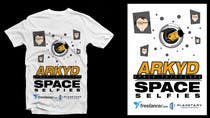 Graphic Design Inscrição do Concurso Nº1627 para Earthlings: ARKYD Space Telescope Needs Your T-Shirt Design!