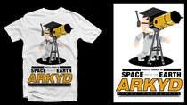 Graphic Design Inscrição do Concurso Nº1653 para Earthlings: ARKYD Space Telescope Needs Your T-Shirt Design!