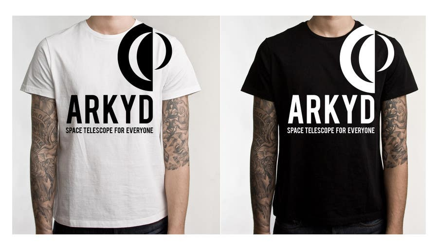 #84 für Earthlings: ARKYD Space Telescope Needs Your T-Shirt Design! von robertlopezjr