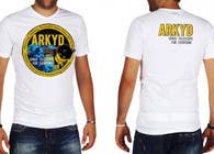 Bài tham dự #26 về Graphic Design cho cuộc thi Earthlings: ARKYD Space Telescope Needs Your T-Shirt Design!