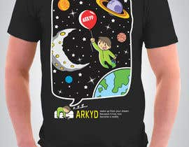 #2082 para Earthlings: ARKYD Space Telescope Needs Your T-Shirt Design! de lanangali