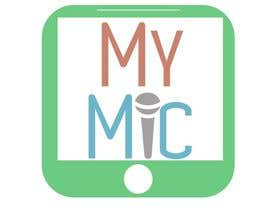 #30 cho Design a Logo for 'MyMic' Smartphone App bởi clasydesign