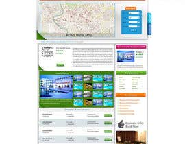 #96 para Website Design for Hoteltrotter por daliwd