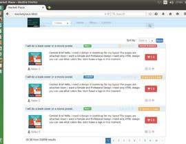Nro 4 kilpailuun Disegnare Pagine Di Un Sito Web -- 2 käyttäjältä devgasy