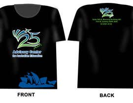 #6 untuk Design a T-Shirt for Advisory Centre for Australian Education oleh jengcapilos