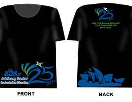 #7 untuk Design a T-Shirt for Advisory Centre for Australian Education oleh jengcapilos
