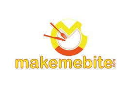 Nro 11 kilpailuun Design a Logo for Makemebite.com käyttäjältä heberomay