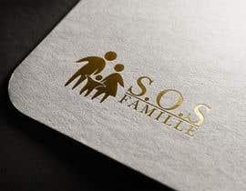 Nro 130 kilpailuun Design a Logo for S.O.S. Famille käyttäjältä ibrandstudio