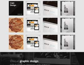 #28 untuk Design a Website Mockup for Graphics website oleh joshuacorby2014