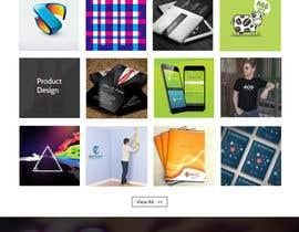 #42 untuk Design a Website Mockup for Graphics website oleh webgraphics007
