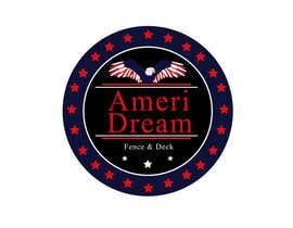#50 cho Design a Logo for Ameridream Fence & Deck bởi gurusinghekancha