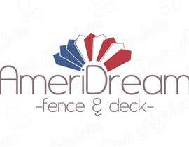 #33 for Design a Logo for Ameridream Fence & Deck af donajolote