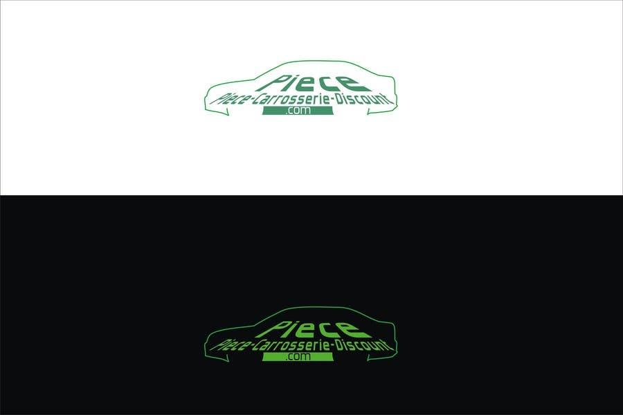 Contest Entry #                                        68                                      for                                         Logo Piece-carrosserie-discount.com