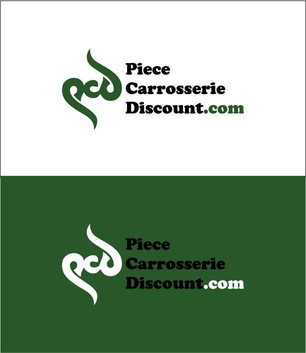 Contest Entry #                                        43                                      for                                         Logo Piece-carrosserie-discount.com