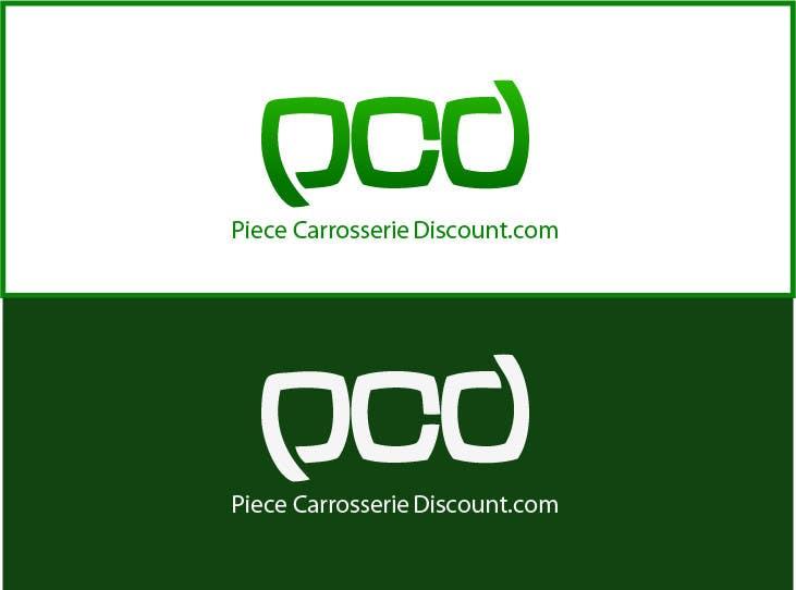 Contest Entry #                                        94                                      for                                         Logo Piece-carrosserie-discount.com