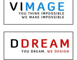 #28 untuk Company name and slogan for architecture visualization company oleh akram1293