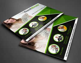 #10 for Design a Flyer for QuickMoney by ethancoder1