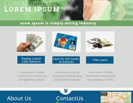 #11 for Design a Flyer for QuickMoney by Modeling15