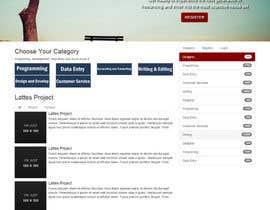 #14 untuk HomePage design oleh mentarimedia